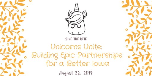 Unicorns Unite: Building Epic Partnerships for a Better Iowa