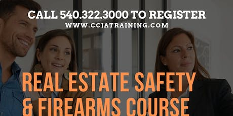 Real Estate Safety & Firearms Course tickets