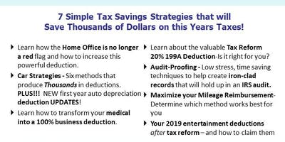 Tax-Reduction Strategies for the Real Estate Professional