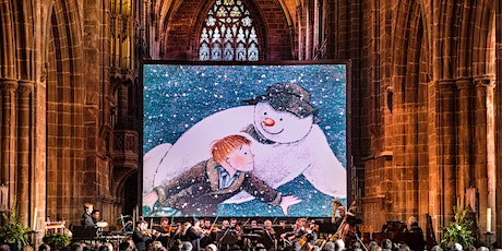 'The Snowman' film with live orchestra - Salford tickets