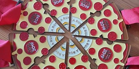 5k / 10k Pizza Run - MANCHESTER  tickets