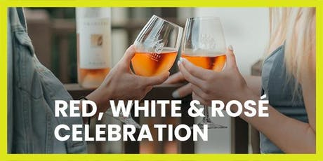 Red, White & Rosé tickets