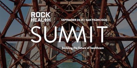 Rock Health Summit 2019 tickets