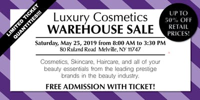 Special Invitation Warehouse Sale - May 25, 2019