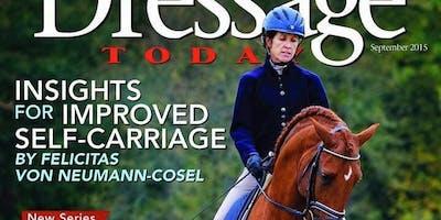 Felicitas von Neumann-Cosel Dressage Clinic