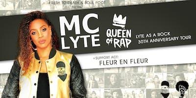 MC LYTE / Lyte as a Rock 30th Anniversary Tour / München