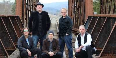 Dead Letter Office (R.E.M. tribute) at Iron Smoke Distillery