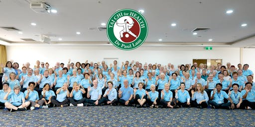 Dr Paul Lam's 22nd Annual Tai Chi for Health Workshop