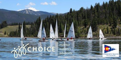 CHOICE - Community Sailing of Colorado