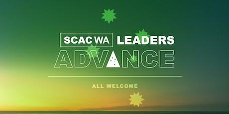 WA SCAC Advance tickets