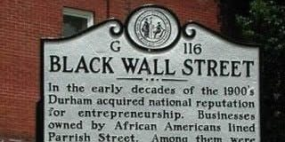 "B.O.S.S Up Columbus hosts ""The Recreation of Black Wall Street"" at Genoa Park"