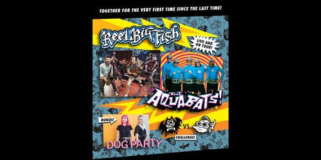 Reel Big Fish & The Aquabats tickets