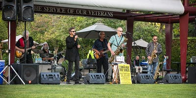 Mostly Music in the Park: Joe Blue & the Fabulous Roof Shakers