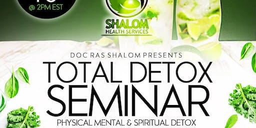 Total Detox Seminar