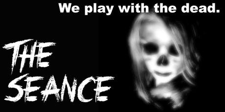 The Seance in Oshkosh! tickets