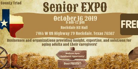 Milam County Senior Expo 2019 tickets