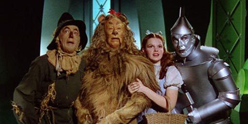 Afternoon Movie: The Wizard of Oz