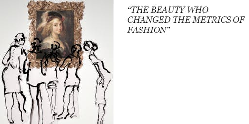 Talk & Tea: The Beauty Who Changed the Metrics of Fashion