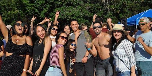 Latin Beach Party Raffle
