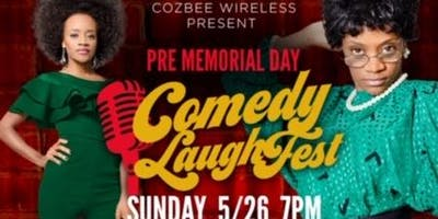 Ms Shirleen's Pre Memorial  Day Comedy Laugh Fest in Montgomery