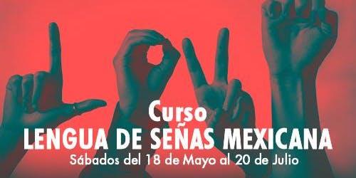 Curso Básico Lengua de Señas Mexicana