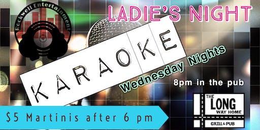 Ladies Night & Karaoke
