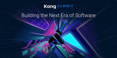 Kong Summit 2019 tickets