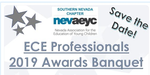 ECE Professionals  2019 Awards Banquet