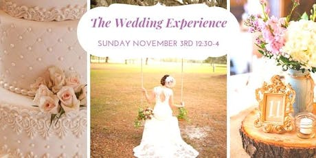 The Fall 2019 Wedding Experience tickets