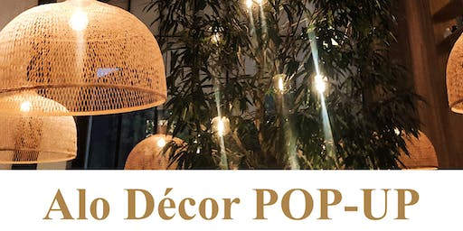 Alo Decor Furniture Pop-Up