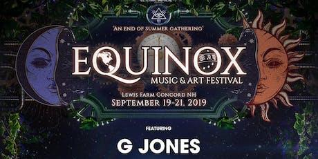 Equinox Music & Art Festival 2019 tickets