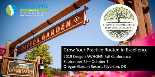 2019 Oregon AWHONN Fall Conference Registration