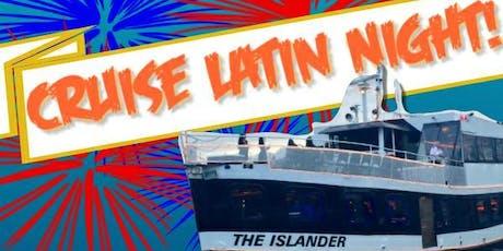 Cruise Latin Night  tickets