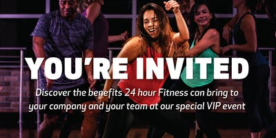 24 Hour Fitness Puyallup VIP Sneak Peek