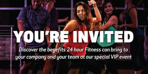 24 Hour Fitness Puyallup VIP Sneak Peek