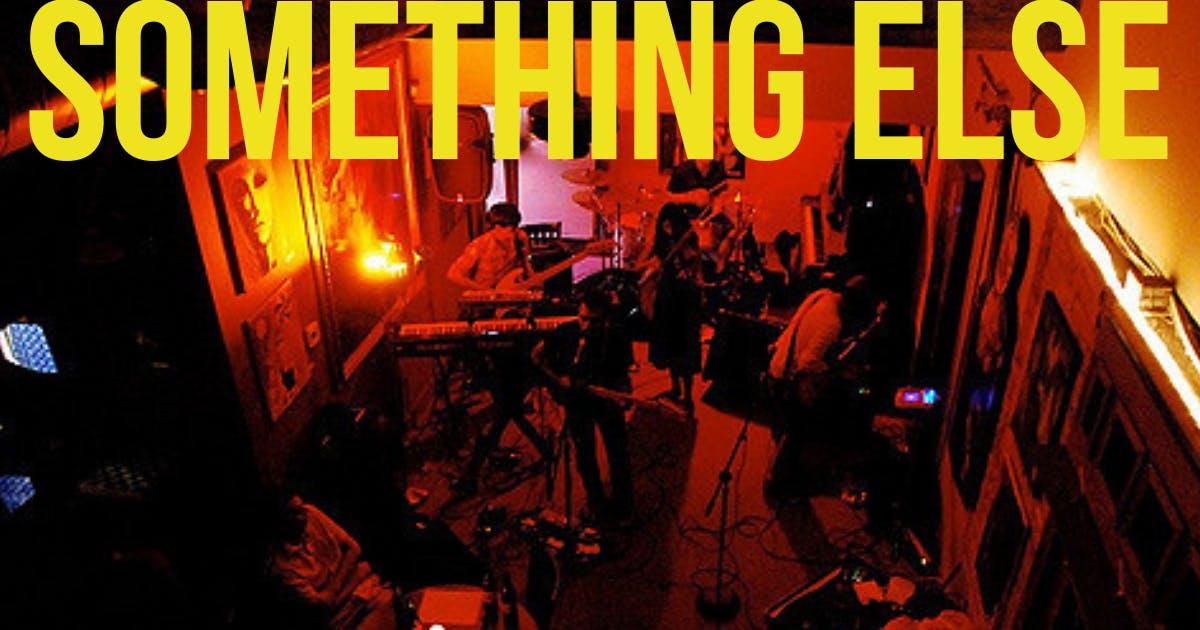 Something Else | The Lost Leaf