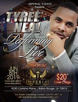 Imperial Presents Tyree Neal!