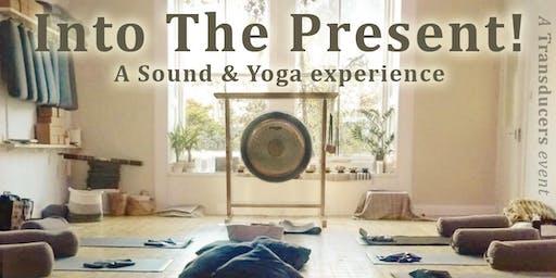 Into The Present! - A Sound & Yoga experience | East Side Yoga Edinburgh