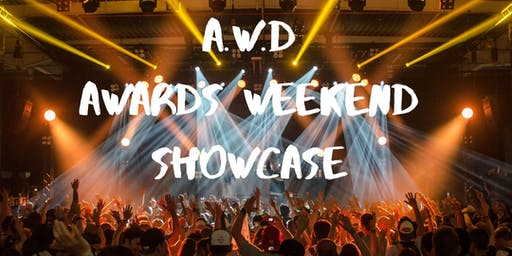 Awards Weekend Showcase
