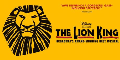 Broadway Grand Rapids - THE LION KING tickets