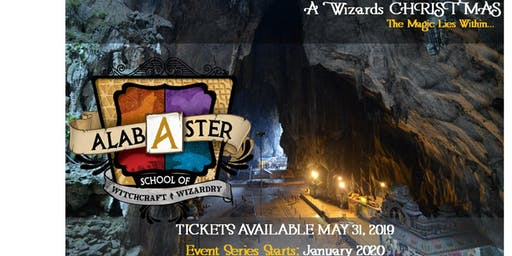 A Wizards Christmas: TRIVIA NIGHT EXPERIENCE (Discounted Tickets: Available May 31st, 2019 at 12:01am)