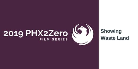 2019 PHX2Zero Film Series tickets