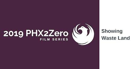 2019 PHX2Zero Film Series boletos