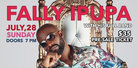 Fally Ipupa @ GAMH   w/ Live Dance Performance from Congolese Arrogance Byb, & DJ Elembe, DJ Slims  Bissap Baobab Presents tickets