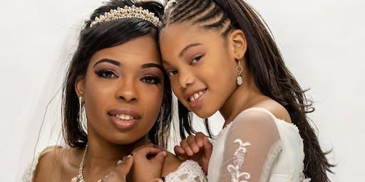 Mother & Daughter Princess Fashion Showcase