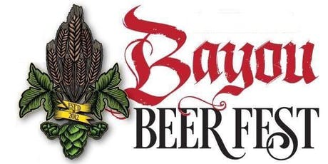 7th Annual Bayou Beer Festival tickets