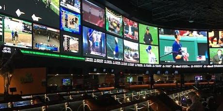 Advanced Regulation of Sports Betting - April 2019 tickets