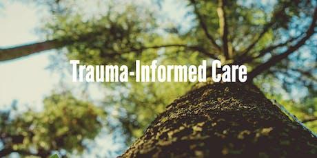 Trauma Informed Care Training tickets