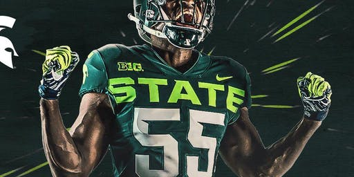 MSU SPARTAN FOOTBALL TICKETS!!