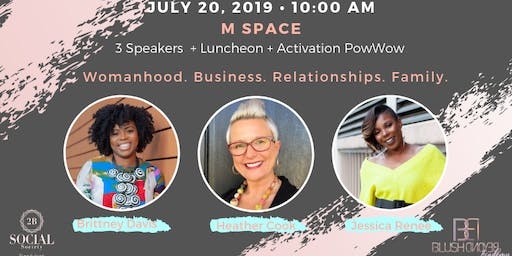 The Limitless Woman: Summit Activation